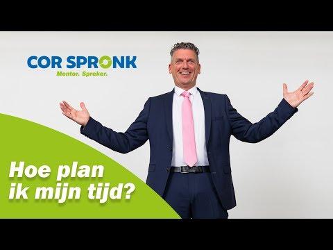 Hoe plan ik mijn tijd l corspronk.nl