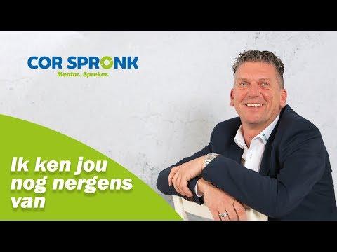 Ik ken jou nog nergens van l corspronk.nl