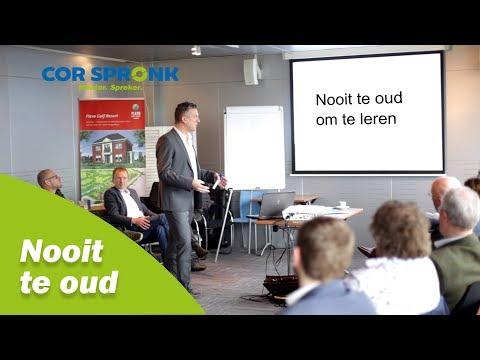 Nooit te oud l corspronk.nl