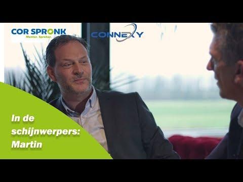 In de schijnwerpers  Martin l corspronk.nl