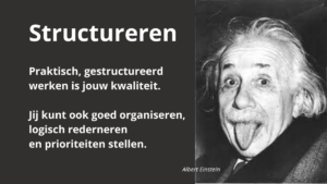 Structureren
